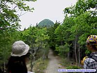 太白山ハイキング