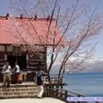 田沢湖浮木神社