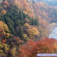 秋保大橋からの眺め