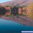 不忘山と長老湖