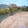 評定川原橋からの眺め