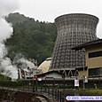 松川地熱発電所