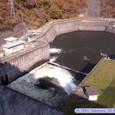 秋の釜房ダム