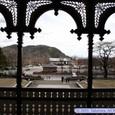 小坂町の風景
