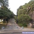 寺池城址の入口