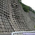 摺上川ダムの上流