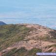 熊野岳から見る地蔵山