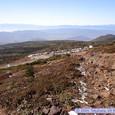 刈田岳からの眺め