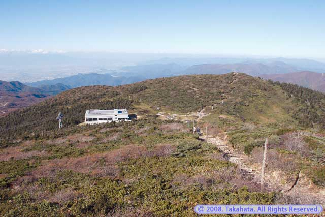 地蔵山からの眺め