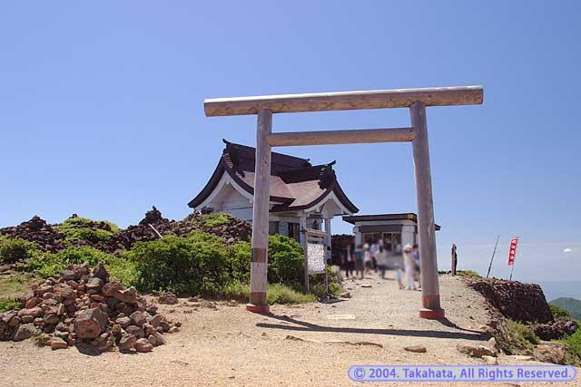 刈田峰神社